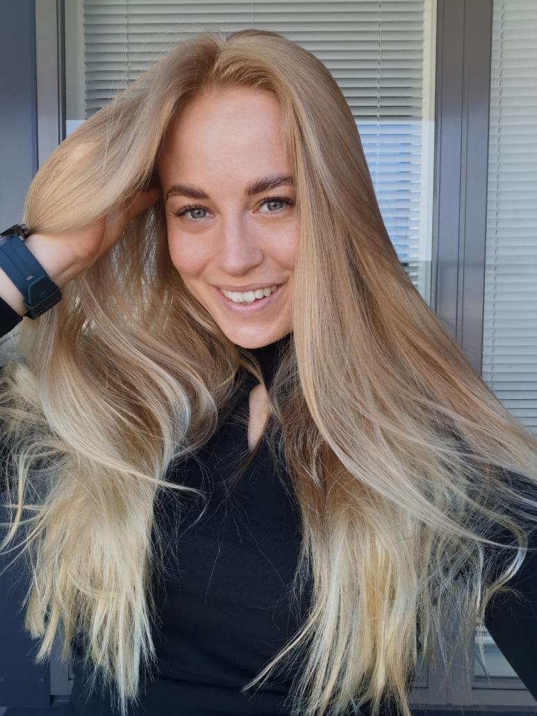 Get the look - Hilla Kortetjärvi